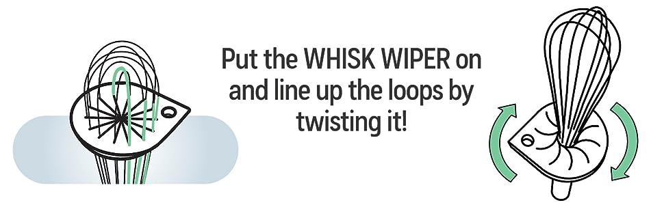 whisk wiper tips