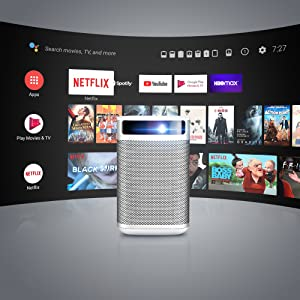 Video streaming available Android TV Native app