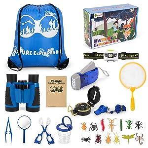 kids explorer kit