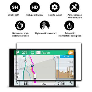 SWIDO Screen Protector for Garmin n/üvi 2548 LMT-D 2548LMT Made in Germany