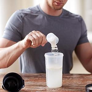 easy mixing protein shake delicious