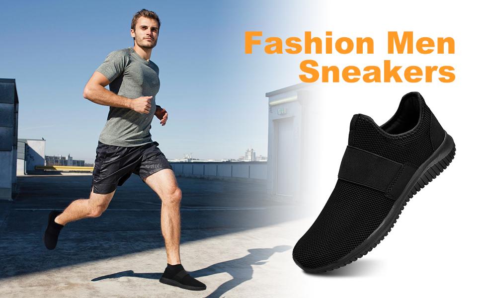 Troadlop Mens Sneakers