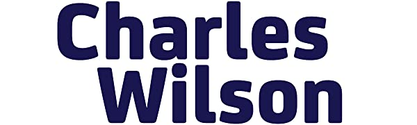 Charles Wilson Men's Long Sleeve Plain Poplin Shirt