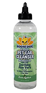 alcohol free ear cleaner