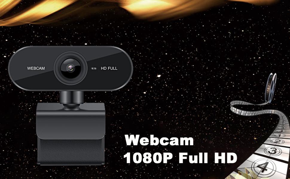 Web cam 1080p