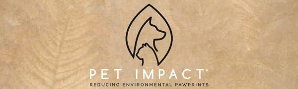 pet impact reducing environmental pawprints