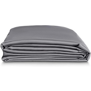 100% Bamboo Sheets 4 Piece Set, Pure Organic Bamboo Cooling Sheets Super Soft Hypoallergenic