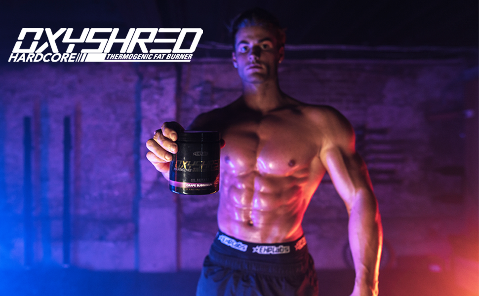 oxyshred,ehplabs,fatburner,weightloss,healthy