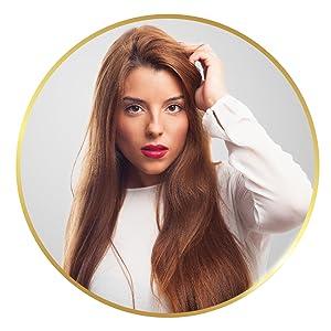 rey naturals tea tree essential oil pure natural clean healthy hair anti-dandruff long hair