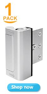 home security door lock door reinforcement lock