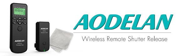 Wireless Remote Shutter Release