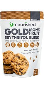 GOLD Sweetener (Brown Sugar Alternative)