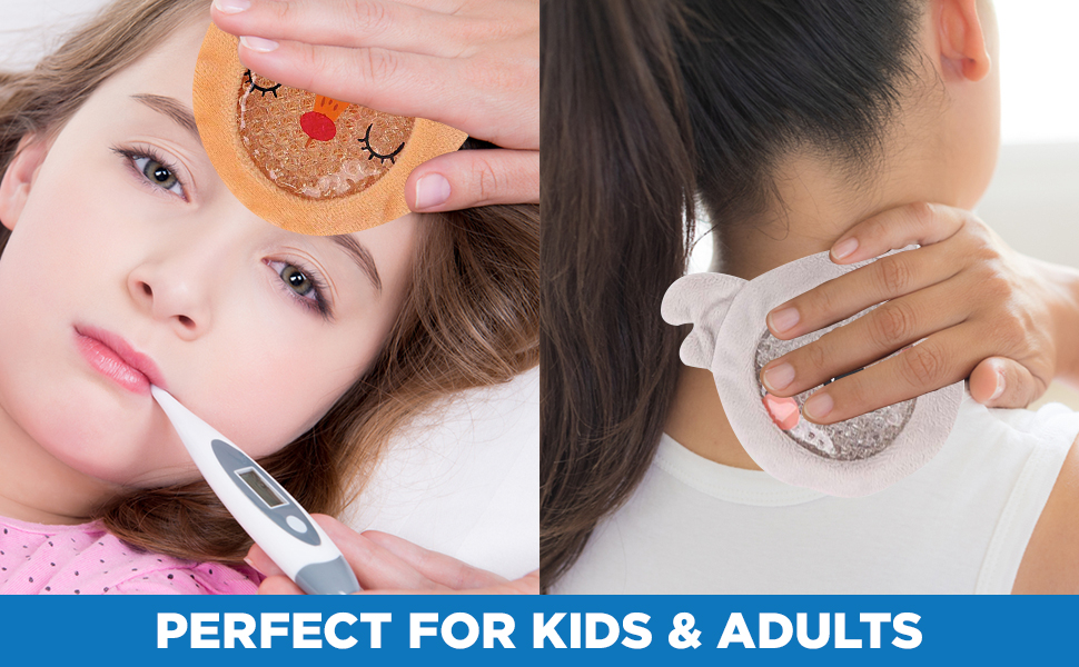 Kids ice pack cold packs small ice pack boo boo