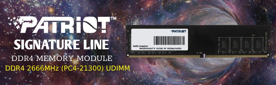 DDR4 2666MHz