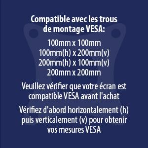 Invision HDTV-M VESA Info