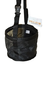 horse feedbag feed bag grain bag stop bullying and fighting with other horses nose bag