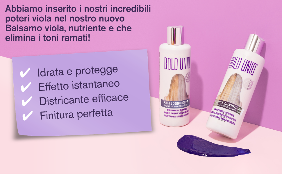 Purple Shampoo No Yellow Remove Brassiness Blonde Hair Damaged Dry Violet Silver Sulphate Free