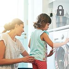 child-lock washing-machine washer super-general child-safety