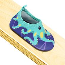 Jellyfish Mermaid Non-Slip Quick-Drying Outdoor Indoor Athletic Sport Slides Sandal