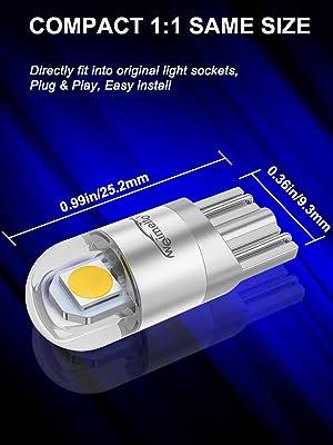 168 led bulb