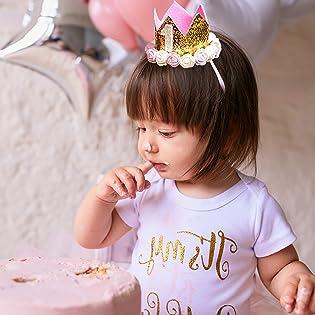 Baby Birthday hat