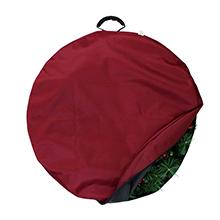"""Wreath storage bag 24 inch 24"""" 30 inch 30"""" 36 inch 36"""""""