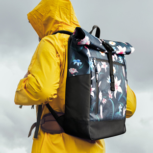 rolltop rucksack