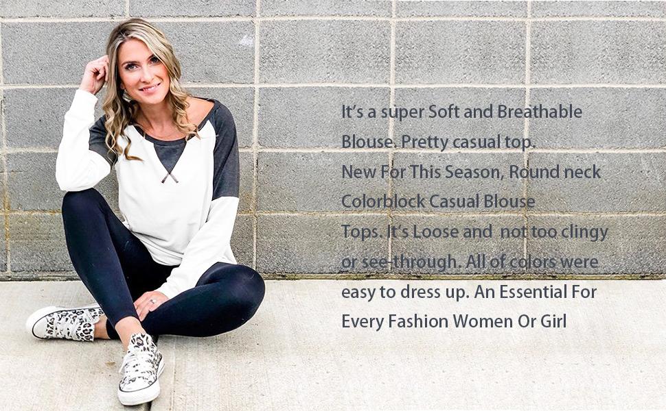 women shirt and tops