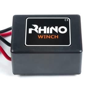 Rhino Cabrestante Eléctrico 1360 Kg Version Naranja - Sistema ...