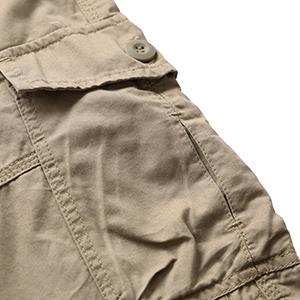 button down leg pocket