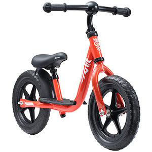 LÖWENRAD Bicicleta sin Pedales para niños y niñas a Partir de 3 - 4 año, Bici 12