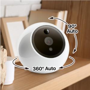 ptz fud 1080p camera auto tracking 360 degree home security