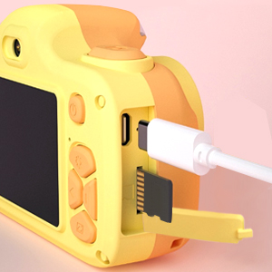 rechargeable kids camera
