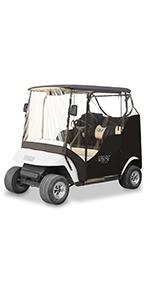 Golf Cart Driving Enclosure 4 Passenger
