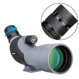 spotting scope for target shooting