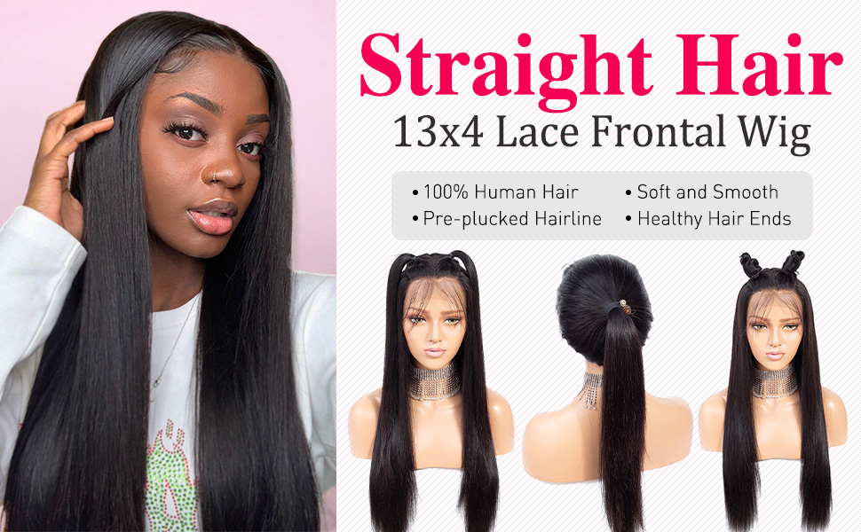 Flady Lace Front Wig