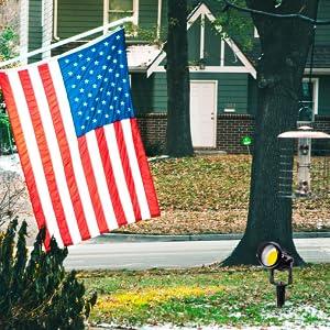 flag lights