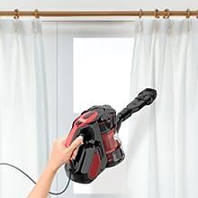vacuum cleaner curtain
