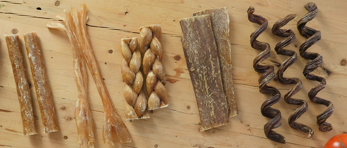 Natural & Best Dog Treats, Bully Sticks, Chews, Supplements, Stain & Odor Remover, Hip & Joint