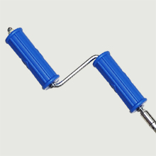 HANDLE WITH BUILT-IN METAL ROD