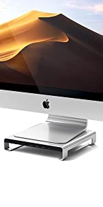 Supporto per iMac & Hub USB Type-C