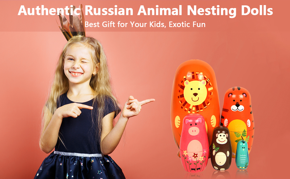 nesting dolls for toddlers