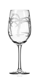 Rolf Glass Icy Pine white wine glass
