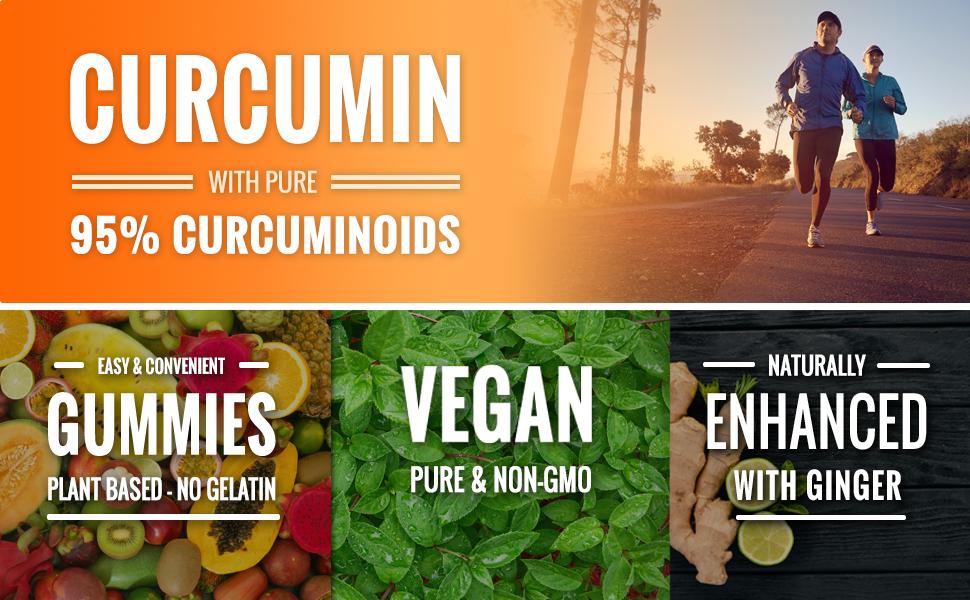 turmeric curcumin gummies