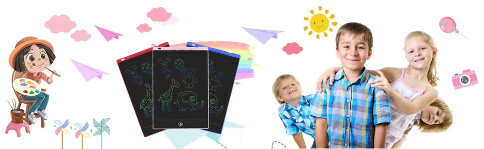 writing tablet for kids