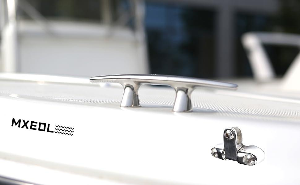 stainless steel Adjustable Bimini Mount
