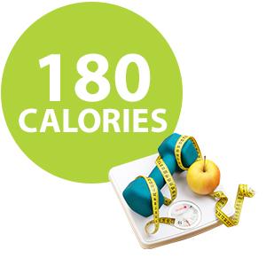 180 Calories
