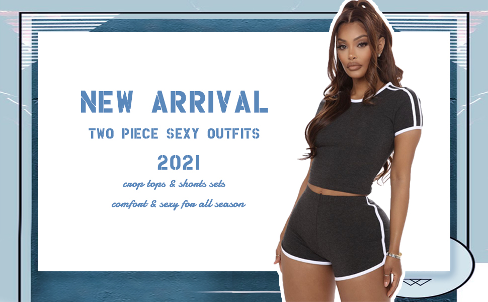2 piece outfits for women