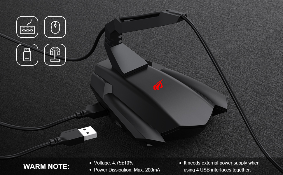 Mouse Cable Holder
