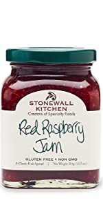 Stonewall Kitchen Red Raspberry Jam